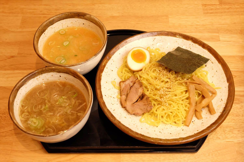 DSCF6271つけ麺(味噌だれor醤油だれ)_2_R